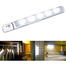 battery powered security light amazon com echeng motion sensor night light battery powered