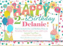 birthday invitations bright flower happy birthday invitations flowers balloons cupcakes