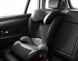 sieges isofix achat siège auto enfant 4 à 10 ans kit isofix certifié renault