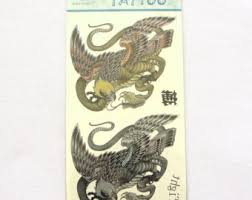 eagle tattoo etsy