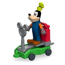 fisher price disney mickey roadster racers mechanic goofy
