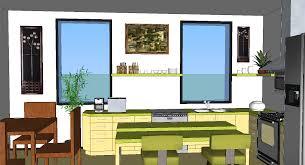 Kitchen Design Portfolio Oreos Design Portfolio Sketchup Kitchen