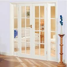 glass french door with sidelights u2014 prefab homes glass french