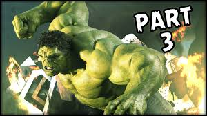 incredible hulk episode 3 hulk u0026 destroy