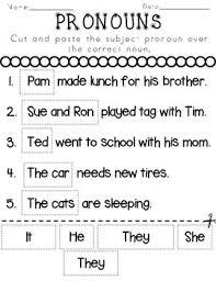 subject pronouns by rock paper scissors teachers pay teachers