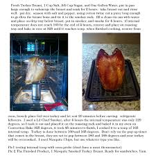 smoke a turkey for thanksgiving smoked turkey breast how to lil chief smoker finish in oven