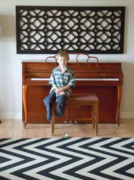 Leftover Carpet Into Rug 25 Diy Rug Ideas Remodelaholic Bloglovin U0027