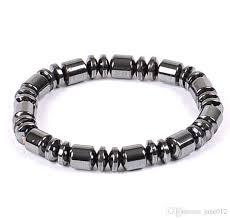 black bracelet women images 2018 hand strings nature hematite black bracelet necklace 6mm 8mm jpg