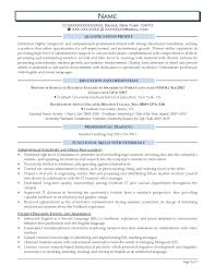 Sample Resume For Secretary by Entry Level Resume Samples Resume Prime