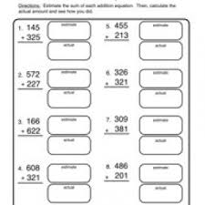 rounding worksheets have fun teaching