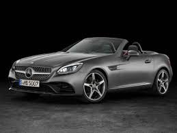 mercedes merc mercedes slk to become slc in the independent