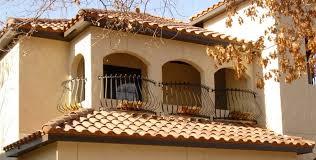exteriors rustic mediterranean house balcony ideas bulging iron