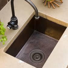 Luxury Undermount Copper Kitchen Sinks Native Trails - Kitchen sinks photos