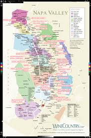 Sonoma California Map Do You Think You Could All Wineries In One Lifetime We U0027re