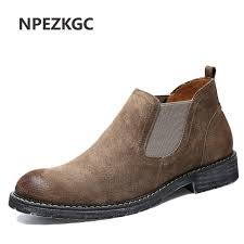 buy s boots aliexpress com buy npezkgc chelsea boots s boots casual