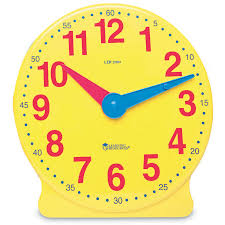time learning clock big time learning clock 12 hour demonstration clock from learning