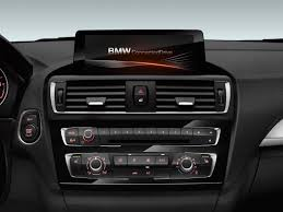 bmw 1 series centre console facelifted bmw 1 series revealed