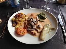 cuisine escalope de dinde escalope de dinde photo de restaurant olivier metz metz tripadvisor
