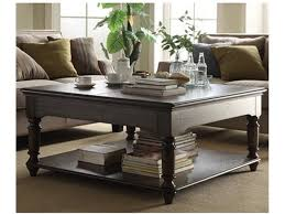 Riverside Coffee Table Riverside Living Room Square Lift Top Coffee Table 15801 Hickory