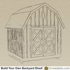 How To Build A Shed Design by How To Build A Shed Storage Shed Building Instructions