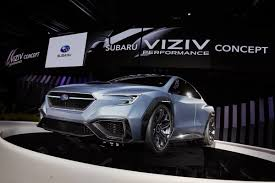 subaru concept viziv subaru viziv performance concept 9tro