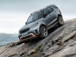 land rover discovery svx 2018 pictures information u0026 specs