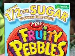 Teh Fruity post reduced sugar fruity pebbles ogre 2005 usa hq