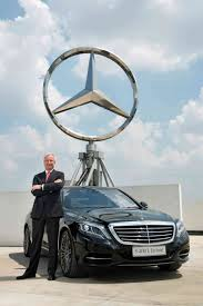 mercedes benz ceo roland folger replaces eberhard kern as mercedes benz india md and