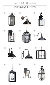 Bolton Lantern Pottery Barn by Design Tip Exterior Lights House Of Jade Interiors Blog