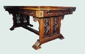 Gothic Dining Room Furniture Dining Room Tables Stunning Dining Room Table Dining Table With