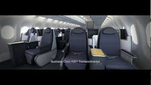 American Airlines Inflight Wifi by American Airlines New Aircraft Cabin Interior Tour Airbus A321