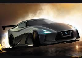 Nissan Gtr Drift - nissan gtr next gen drifting