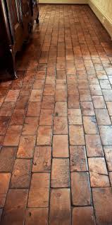 flooring floor made end pieces of 2x4s would need to grout