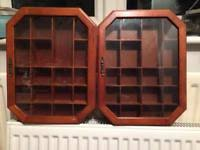 display cabinet mirrors clocks ornaments for sale gumtree