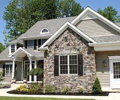 home exterior entrance sterling ledgestone versetta stone