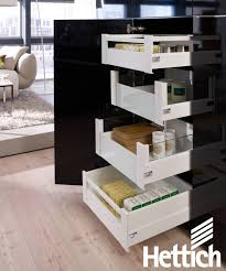 hettich kitchen design the arcitech drawer from hettich allows for wide drawers with