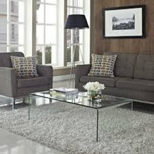 glass coffee tables foter