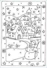coloring pages about winter snowangel winter coloring page rkomitet org