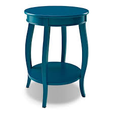 teal accent table sydney accent table teal value city furniture and mattresses