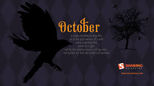 halloween desktop wallpaper free halloween fall wallpapers group 65