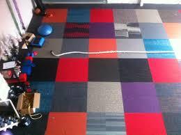 carpet tiles design ideas cheap carpet tile option for