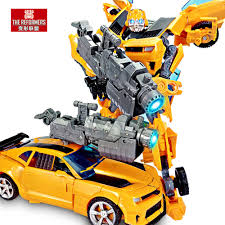 cool car toy car action figures transformers bumblebee optimus transformer toy