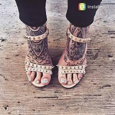 best 25 foot tattoos ideas on pinterest ankle henna tattoo