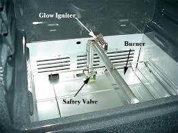 oven pilot light won t light kenmore oven pilot light plus gas stove pilot light best image