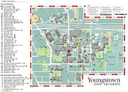 Ohio State University Campus Map by Undercitygamefair