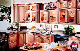 glass door kitchen cabinet lighting multitasking kitchens see what a difference lighting can