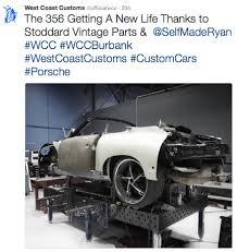 stoddard porsche 911 parts werkstatte coast customs builds a special 356