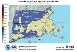 Map Of Central Massachusetts by Massachusetts Weather Forecast More Snow This Weekend Up To 6 7