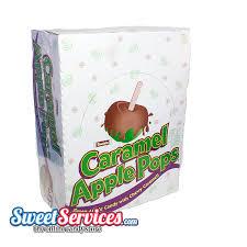 where can i buy caramel apple lollipops tootsie roll caramel apple pops 48 count box bulk lollipops