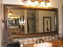 Frame Your Bathroom Mirror Frames For Bathrooms Framing Pembroke Pines Fl Phone Number